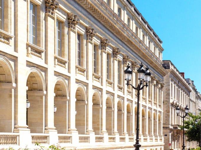 Bordeaux immobilier immeuble a vendre