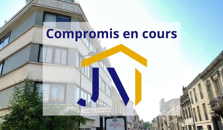 BORDEAUX JARDIN PUBLIC IMMOBILIER APPARTEMENT PARKING ASCENCEUR